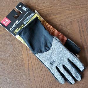 Under Armour NWT Survivor coldgear gloves